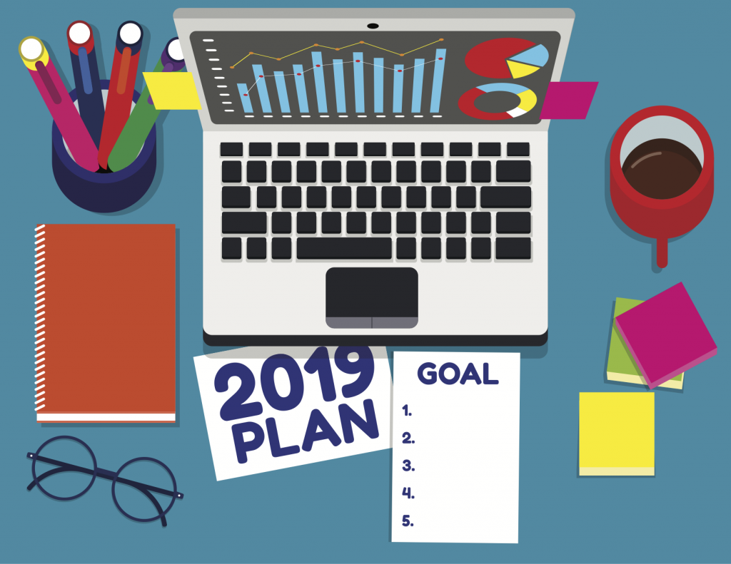Tips to Making Your Resolutions Stick in 2019